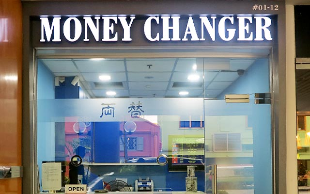 Image result for money changer