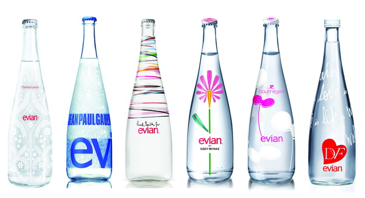 3 Reasons Why Evian Water Is So Expensive