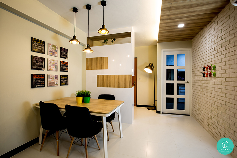 Hdb 2 room flat interior design ideas for Apartment design singapore