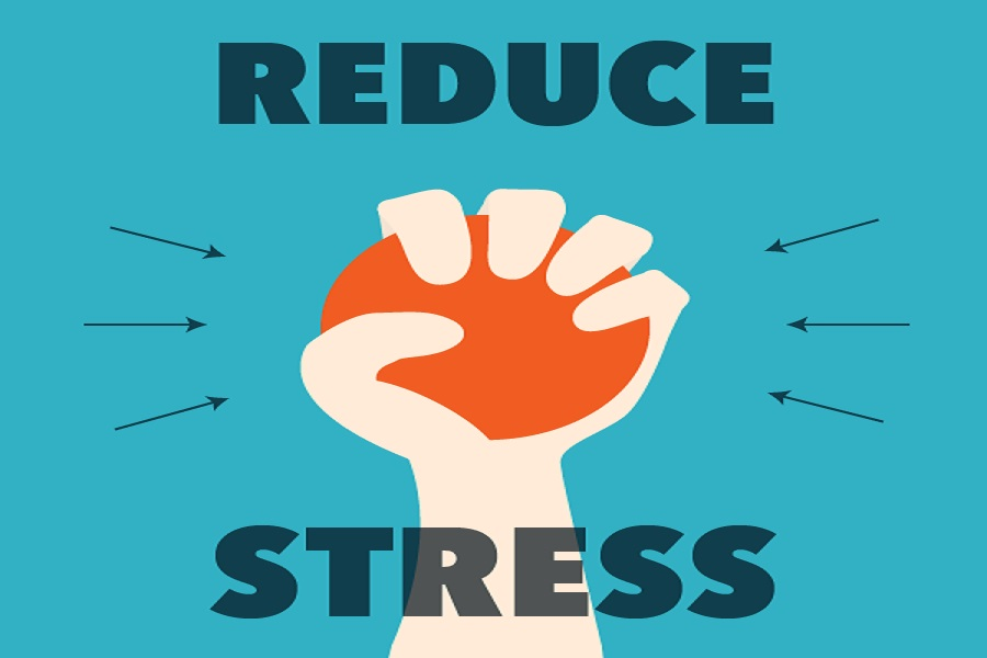 Reduce stress essay