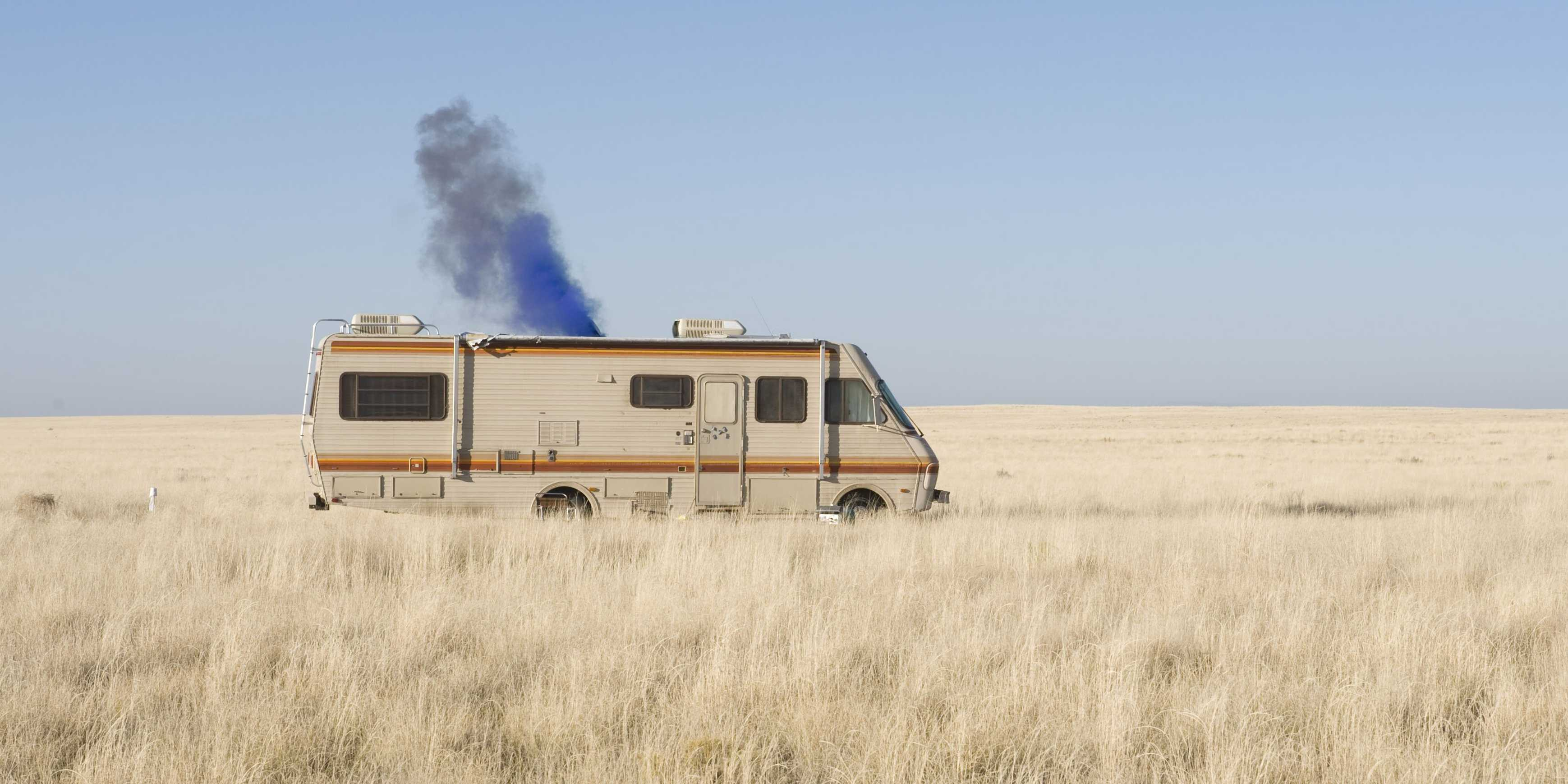 Breaking Bad RV