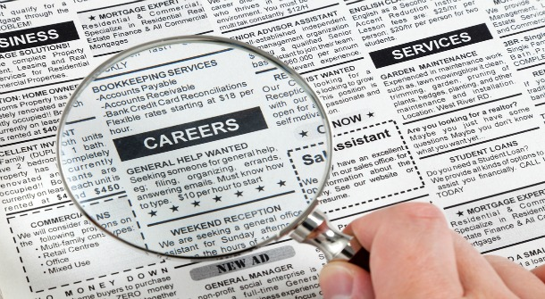 Image result for careers newspaper