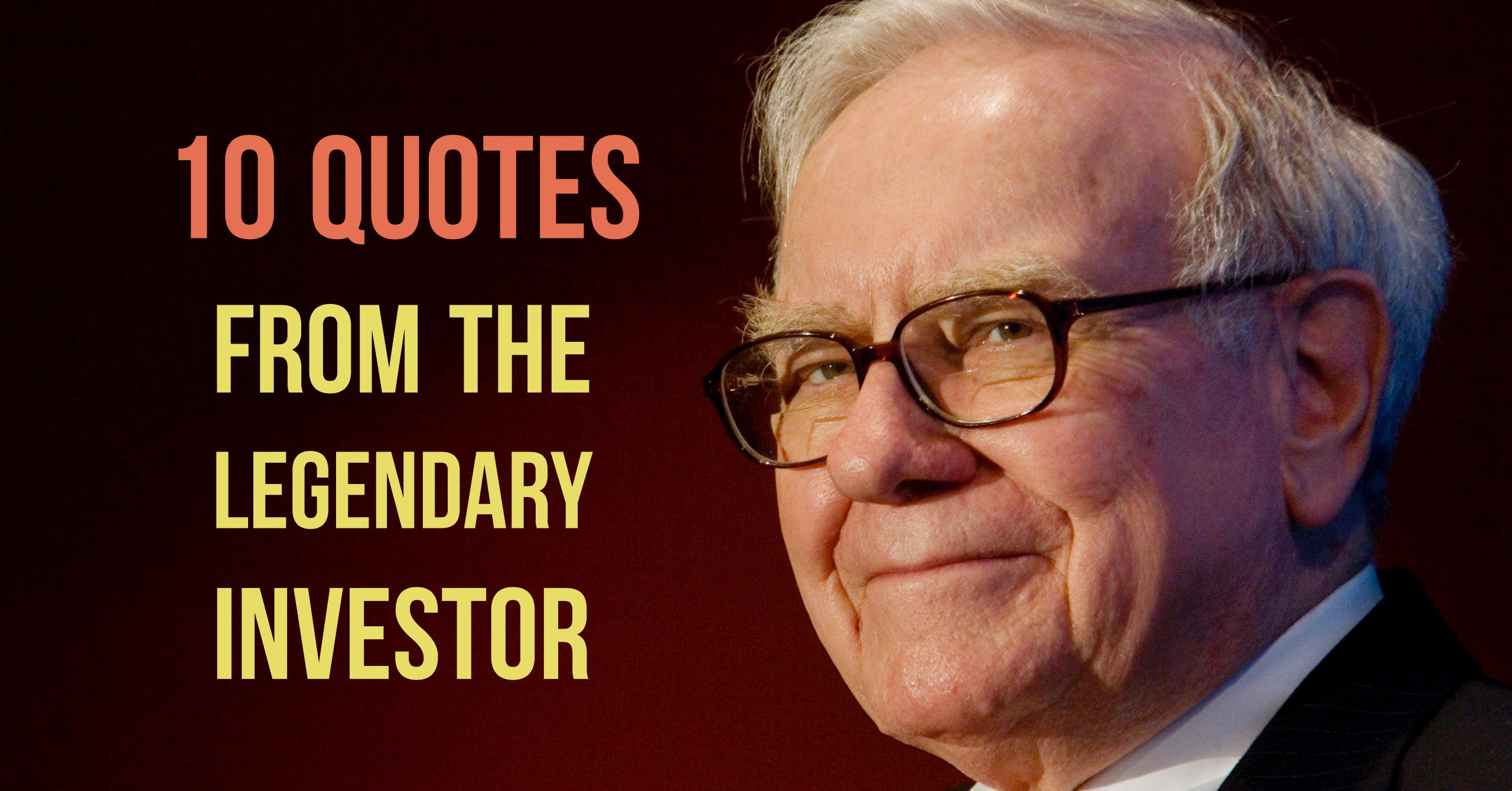 Mutual Of Omaha Insurance >> 10 Quotes From Warren Buffett We Can All Learn From