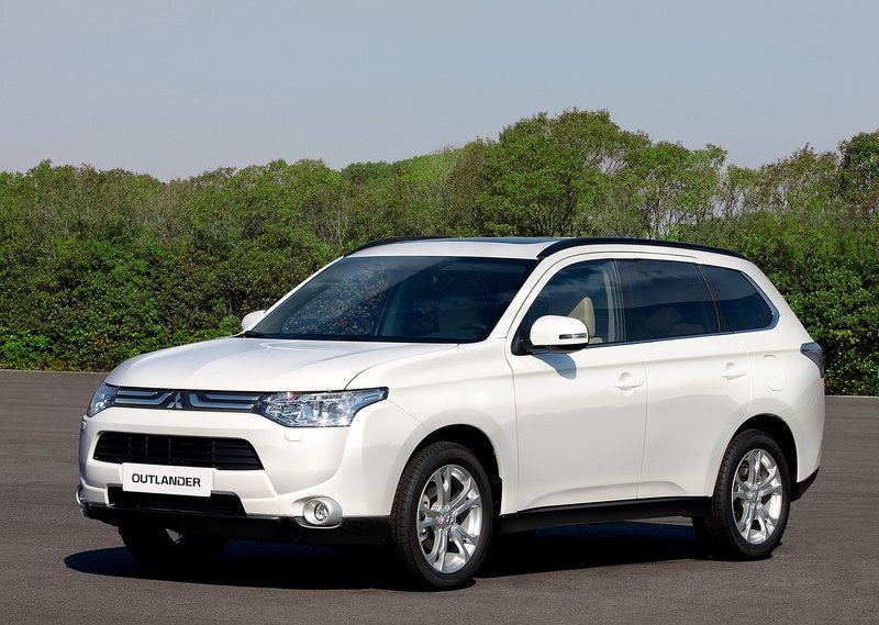 Our Choice In 2017 Mitsubishi Outlander 116 000