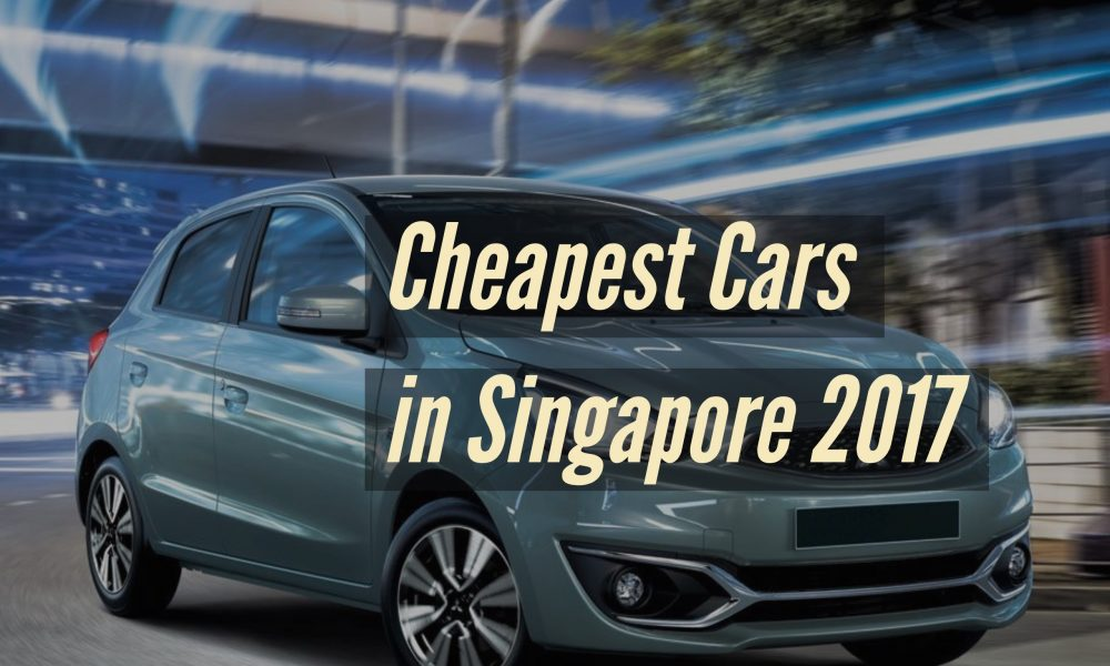 cars in 2017 these are 5 cheapest cars you can buy in singapore right now. Black Bedroom Furniture Sets. Home Design Ideas