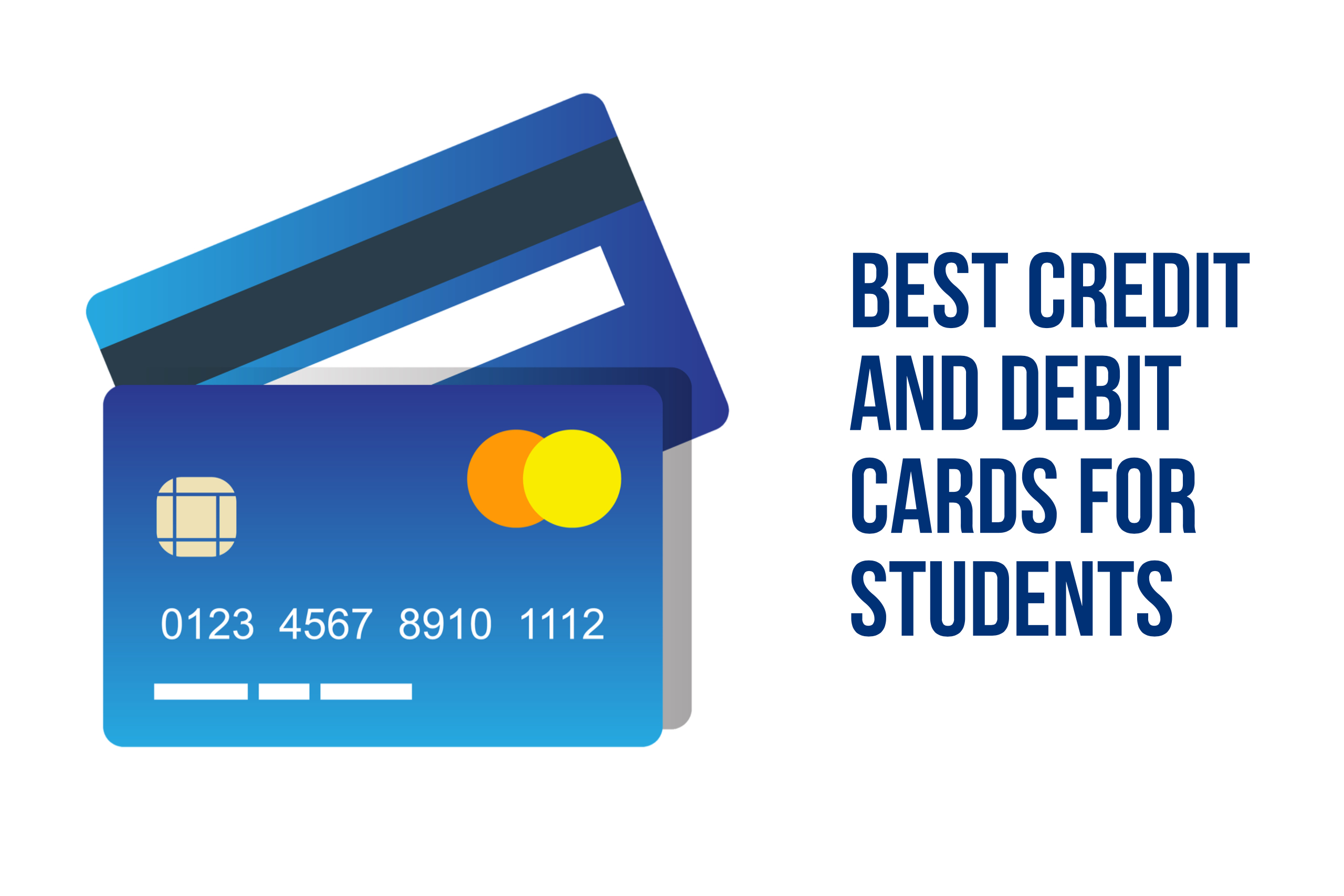 Best Credit And Debit Cards For Tertiary Students 2018
