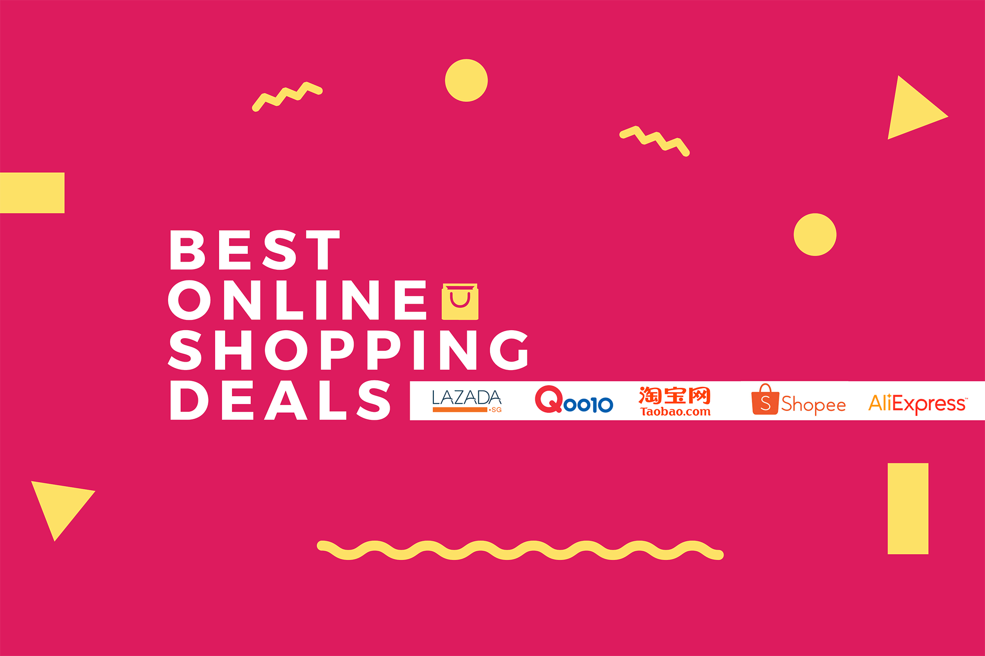 ebc47cecbe Lazada, Shopee, Taobao, Qoo10, AliExpress: Here Are The Best Deals On These  Online Shopping Websites This Week