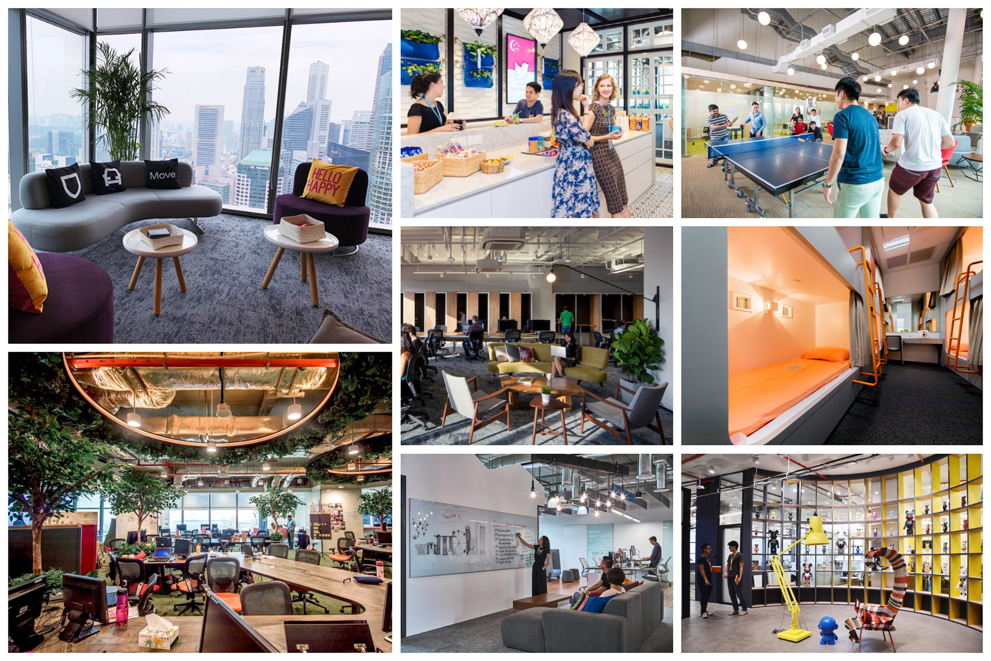0de3162588 Here Are 8 Cool Offices In Singapore That'll Make You Look Forward To Going  To Work