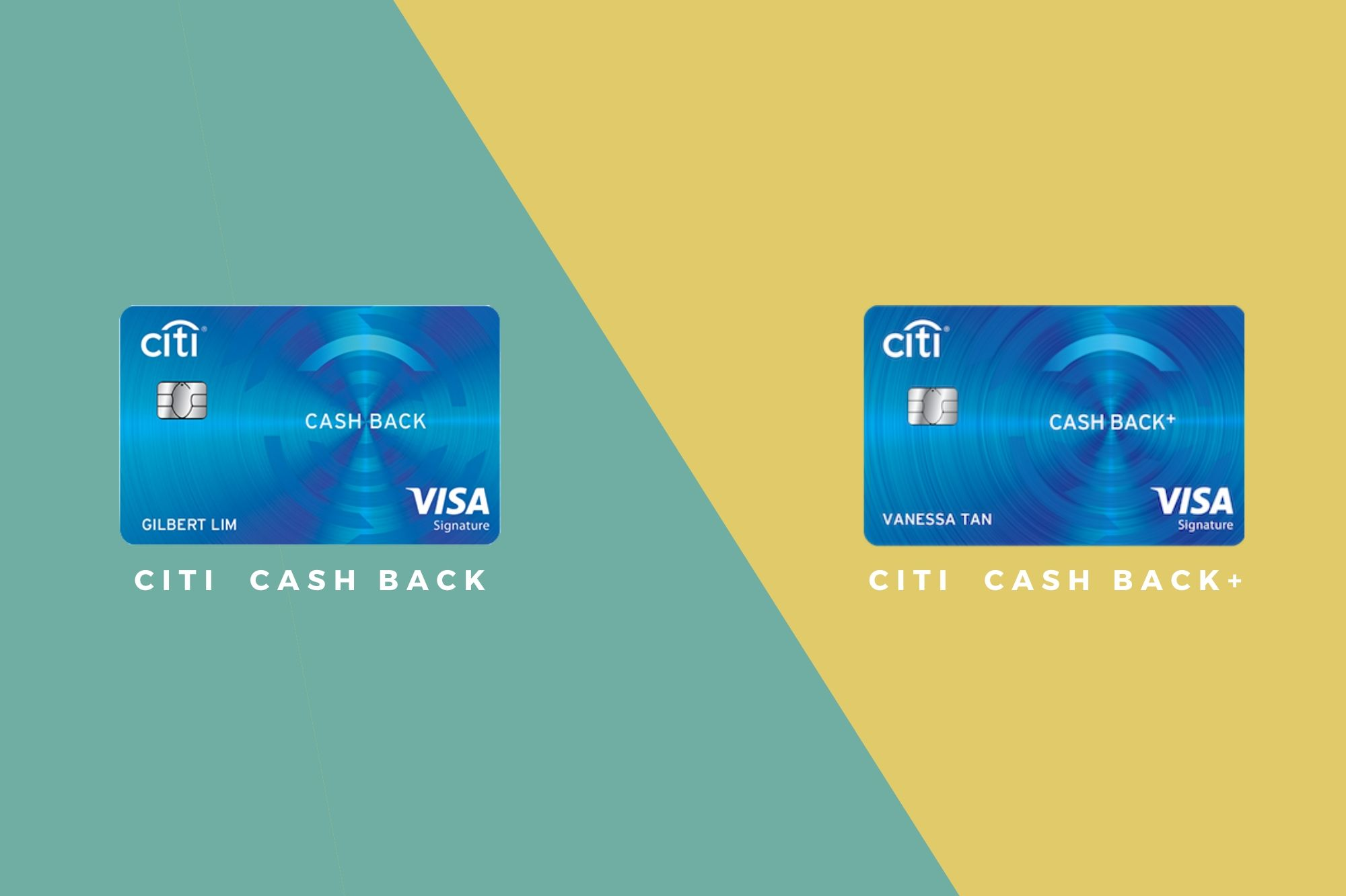 Citi Cash Back VS Citi Cash Back Plus Card: Differences Between